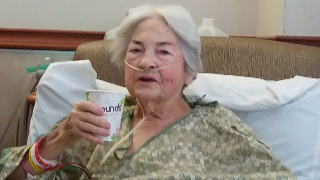 To Hear One More Laugh: A Lament for My Grandmother
